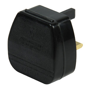 Euro to UK Mains Adapter Plug