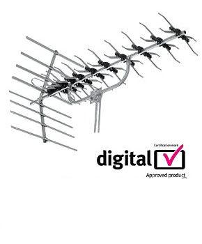 Freeview Digital TV Aerial 48