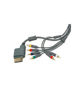 XBox 360 Component Cable HD 720p with Audio