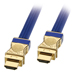 0.5m High Speed HDMI Cable - Premium Gold