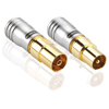 Profigold PROD640 High Performance Antenna Connector Kit